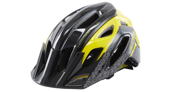 ONeal Orbiter II Helmet black/yellow